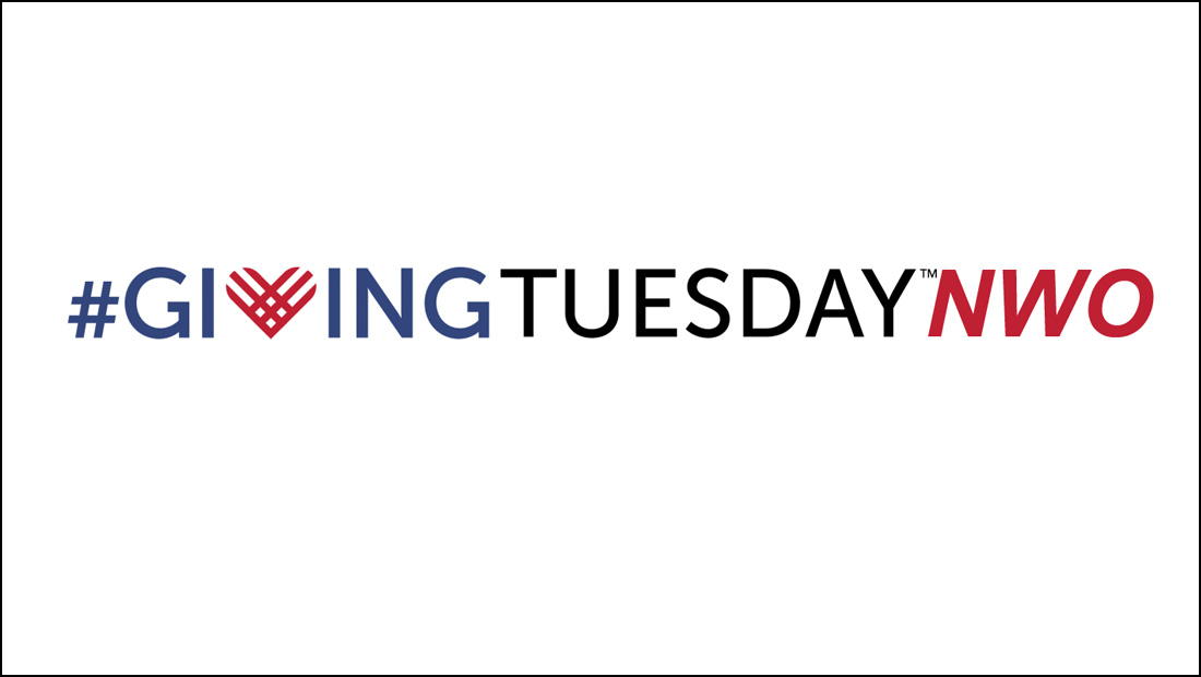 December 3 is Giving Tuesday